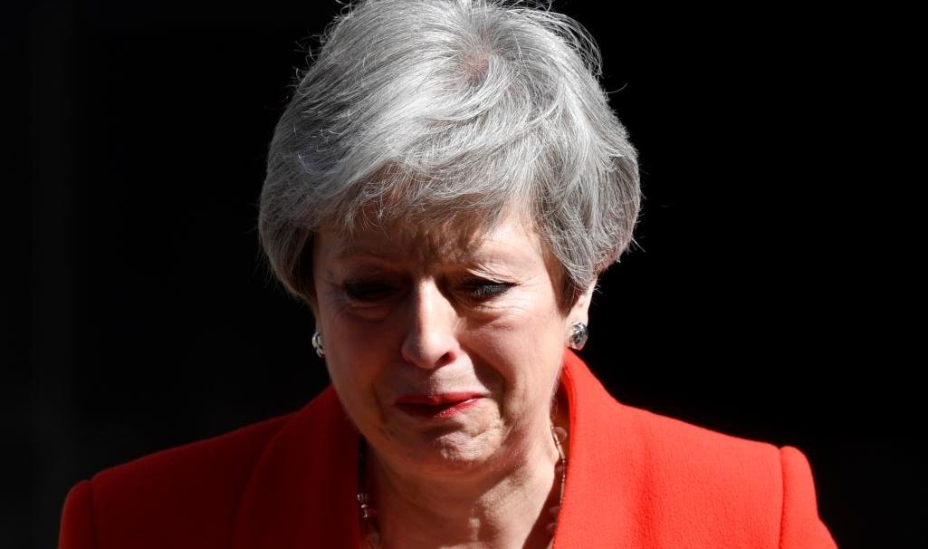 Vencida por el Brexit, Theresa May renuncia como Primera Ministra de Reino Unido