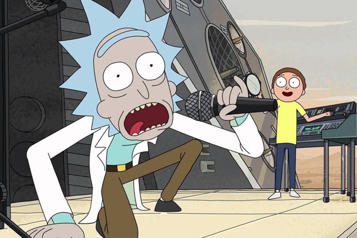 "¿Estará Kanye West en la próxima temporada de ""Rick & Morty""?"