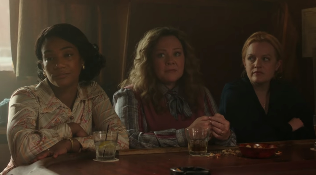"""The Kitchen"": Melissa McCarthy, Elisabeth Moss y Tiffany Haddish son las nuevas queens de la mafia"