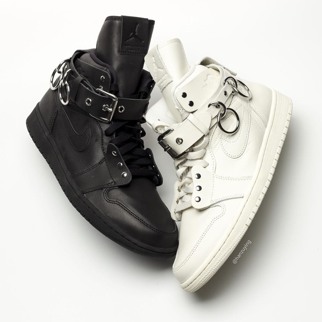 Comme Des Garçons, Air Jordan 1 Retro High. Foto: Instagram