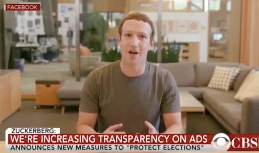"""Este video """"deepfake"""" de Mark Zuckerberg desafía las reglas de Facebook"""