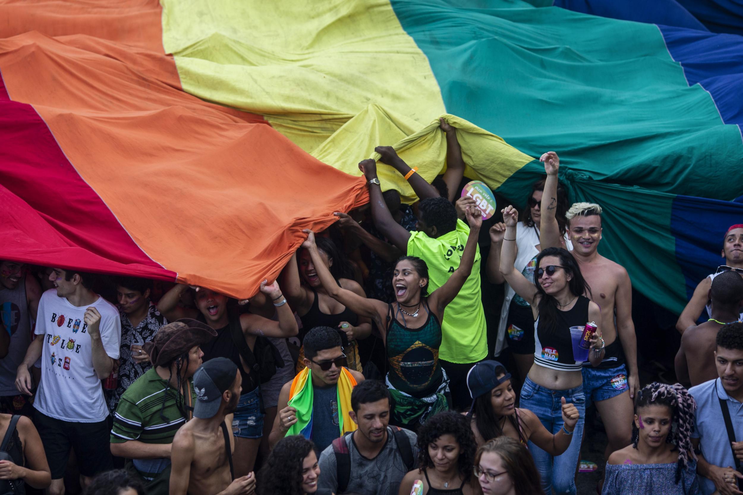 La Corte Suprema de Brasil criminaliza la homofobia y la transfobia