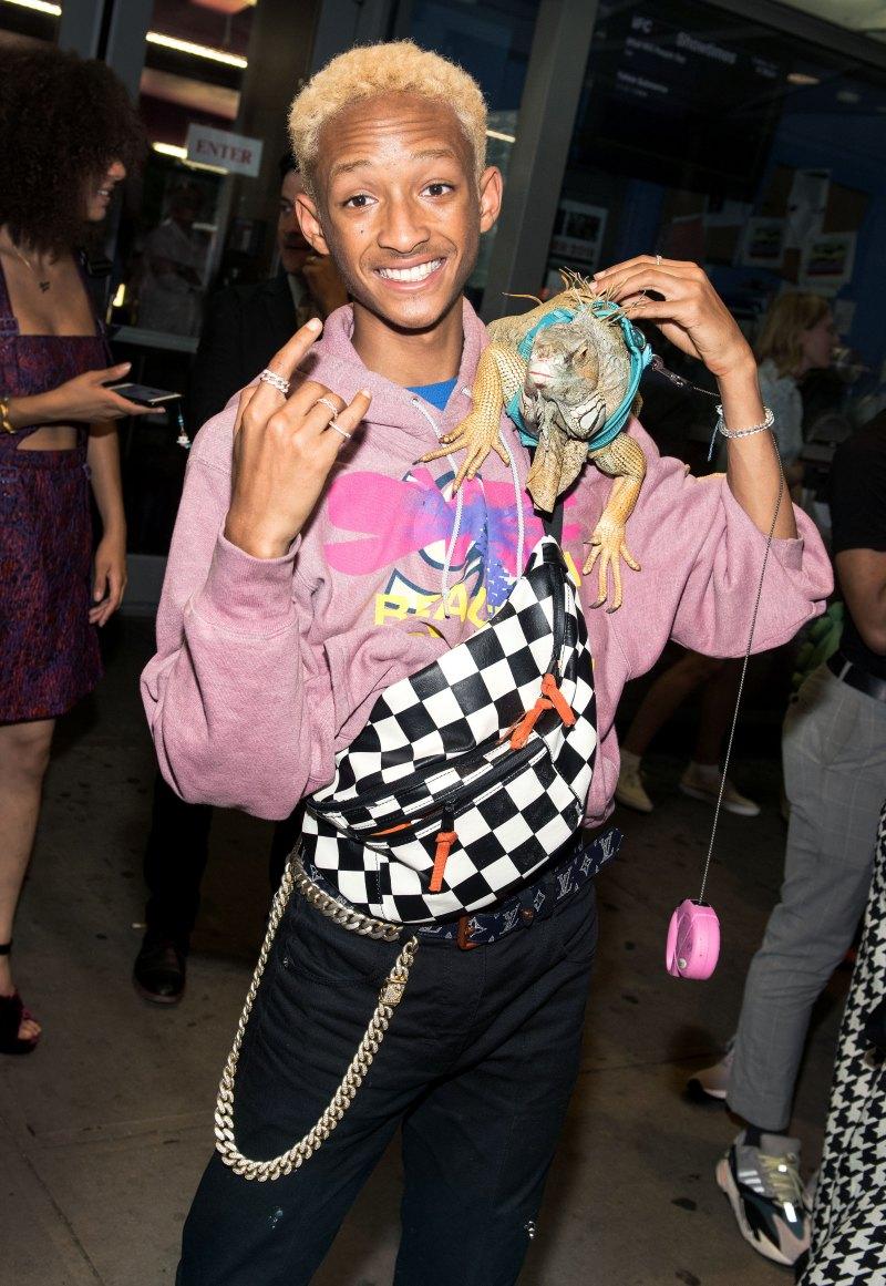 10 looks que hacen de Jaden Smith un fashion icon de la Gen-Z