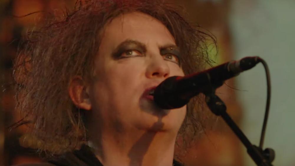 The Cure celebra 40 años de música con trailer de nueva película