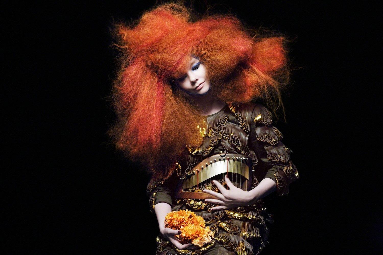 Björk. Fotografía: Inez + Vinoodh