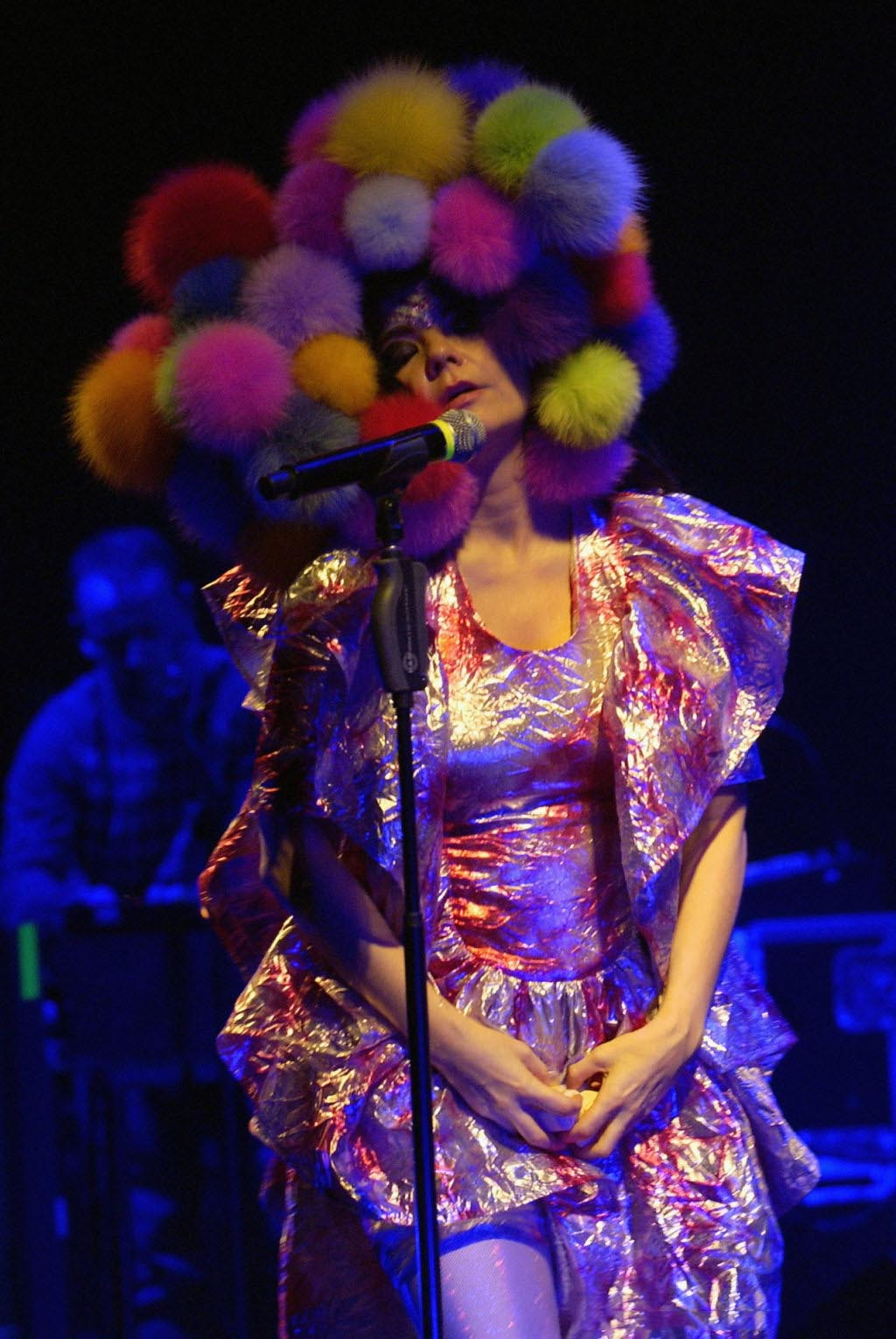 Björk. Fotografía: Getty Images