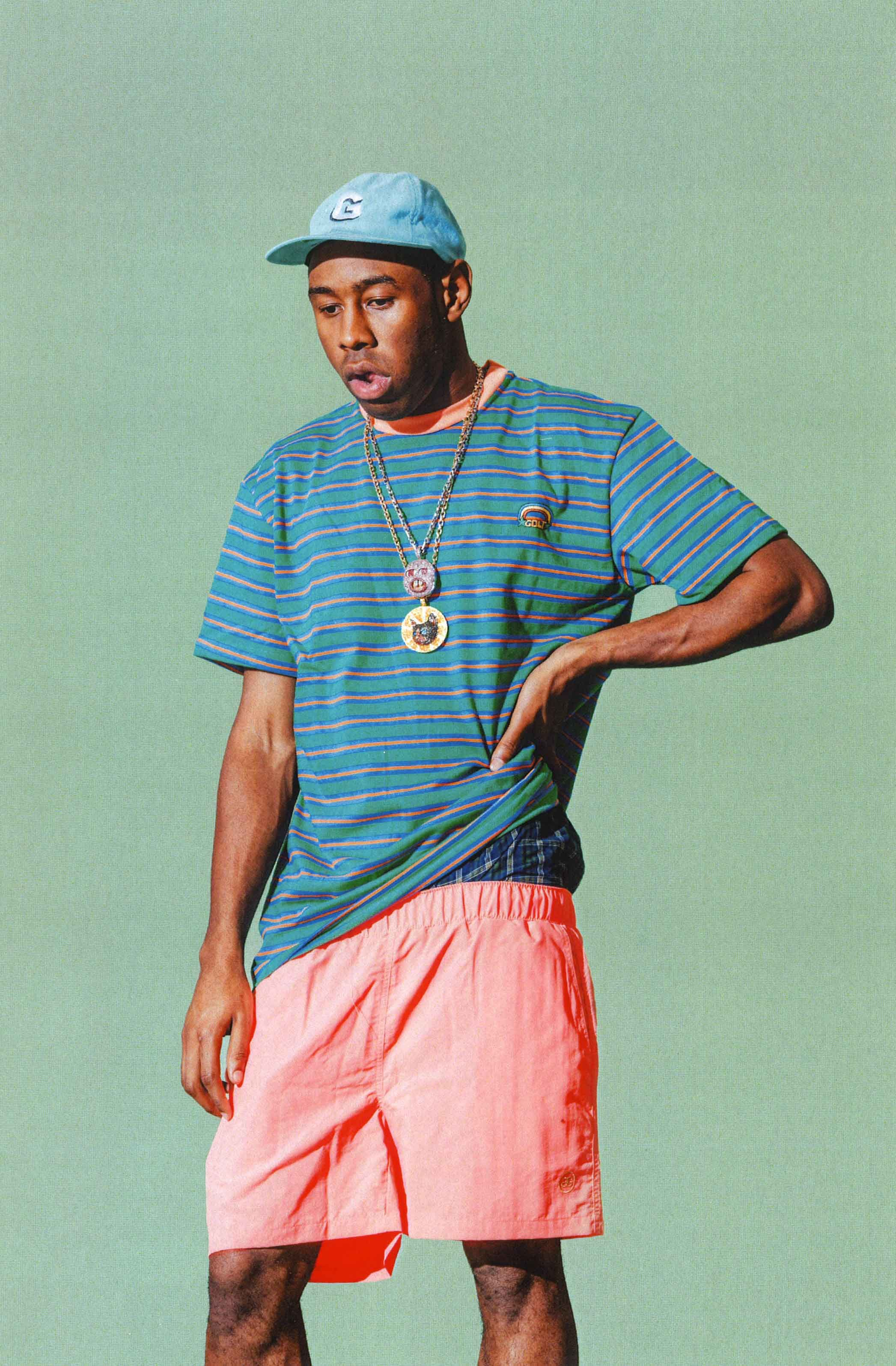 Tyler, The Creator. Fotografía: Golf Wang