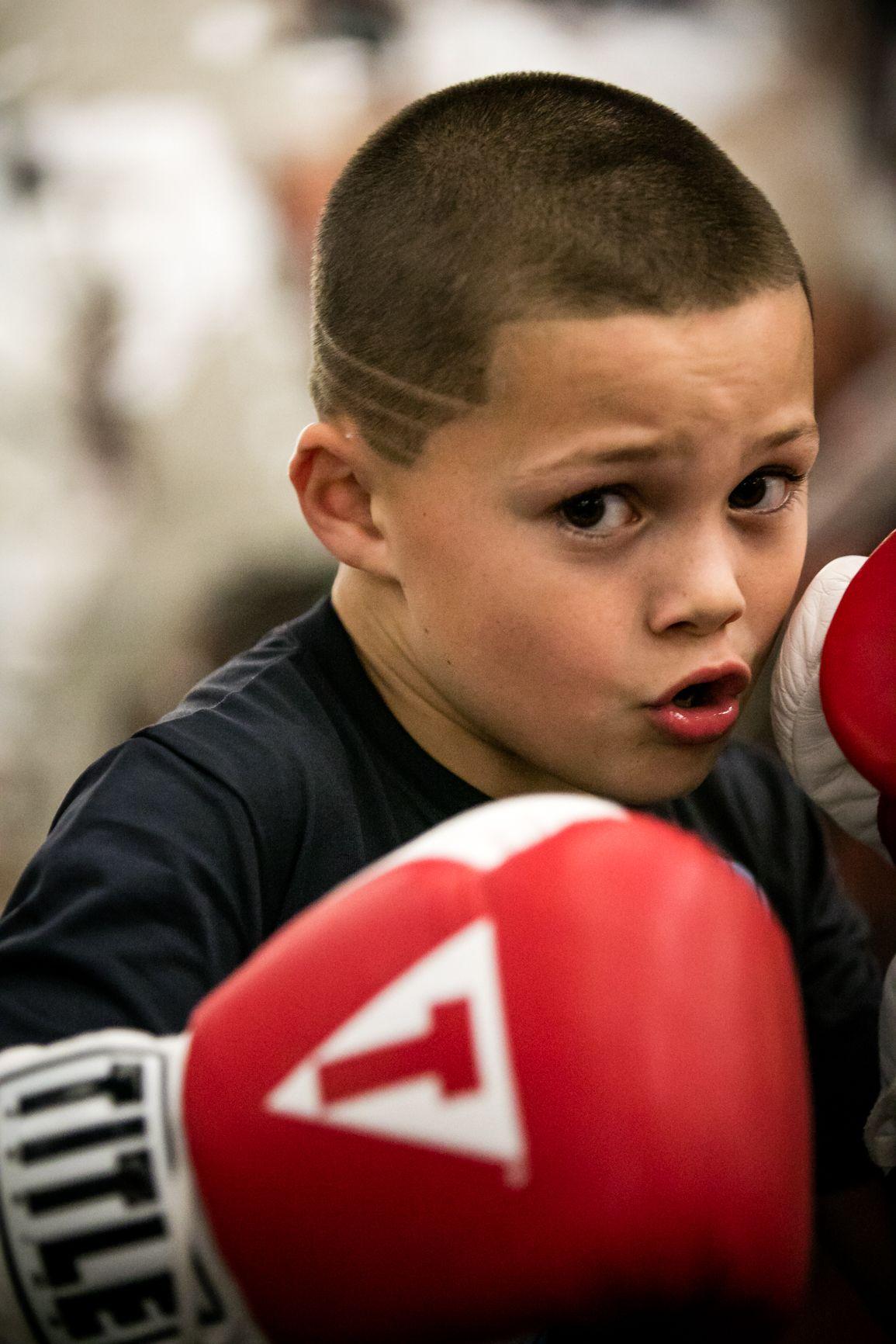 """""""Euphoria"""": Ashtray, el dealer de 12 años en la serie de HBO es un gran boxeador en la vida real"""