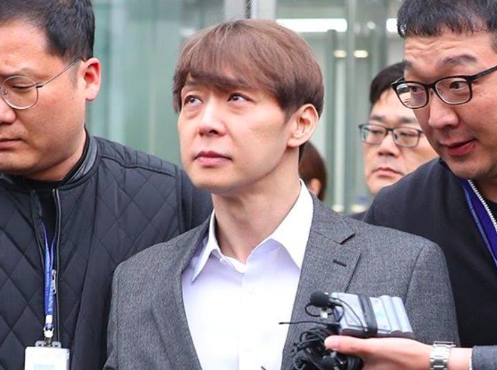 Park Yoo-chun, de JYJ y TVXQ, sentenciado a 2 años de libertad condicional por consumo de metanfetaminas