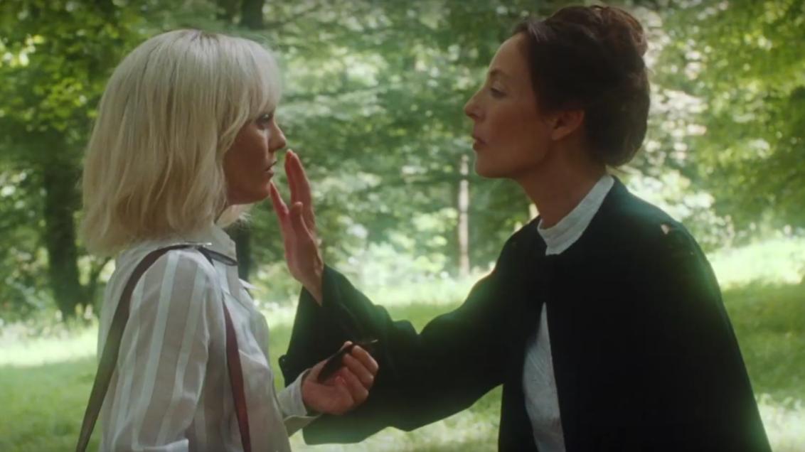 """""""Knife + Heart"""": La intensa historia de Anne-Marie Tensi en un thriller lleno de sexo gay y homicidio"""