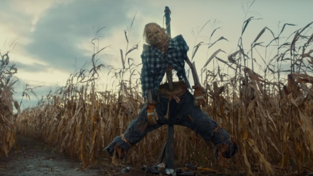 """Scary Stories To Tell In The Dark"": The Jangly Man y Harold The Scarecrow dicen presente en el nuevo trailer"