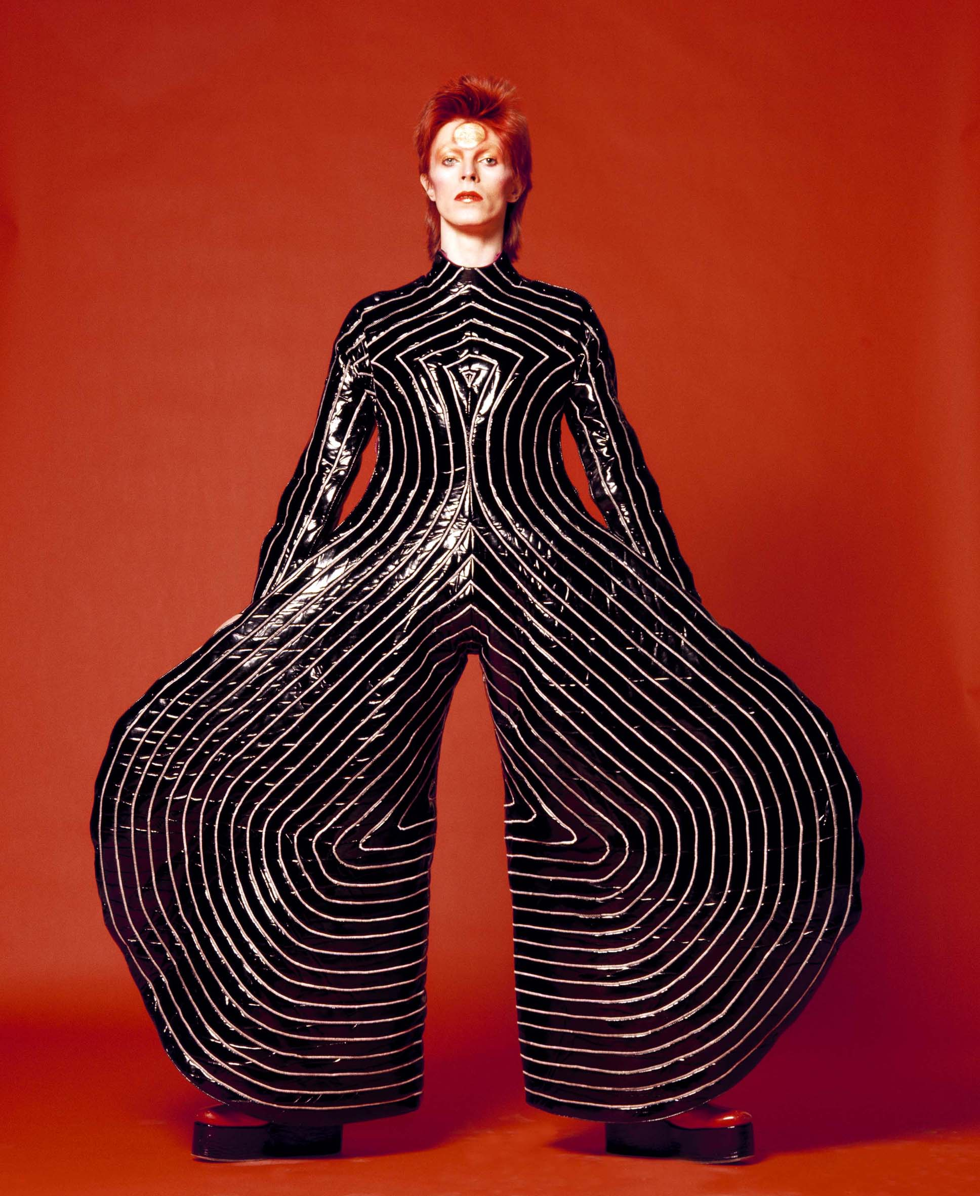 David Bowie. Fotografía: Getty/Archive