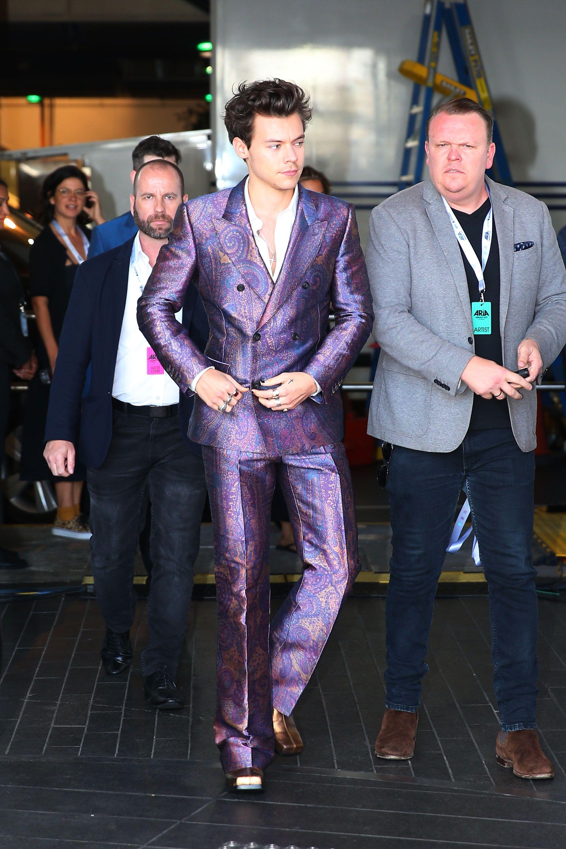 Harry Styles. Fotografía: Rex