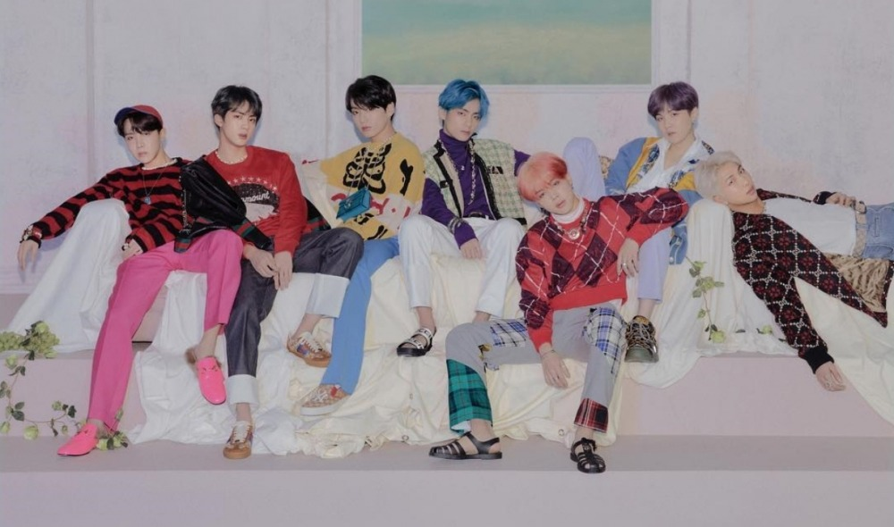 BTS están de vuelta luego de un mes de ausencia para continuar con su gira