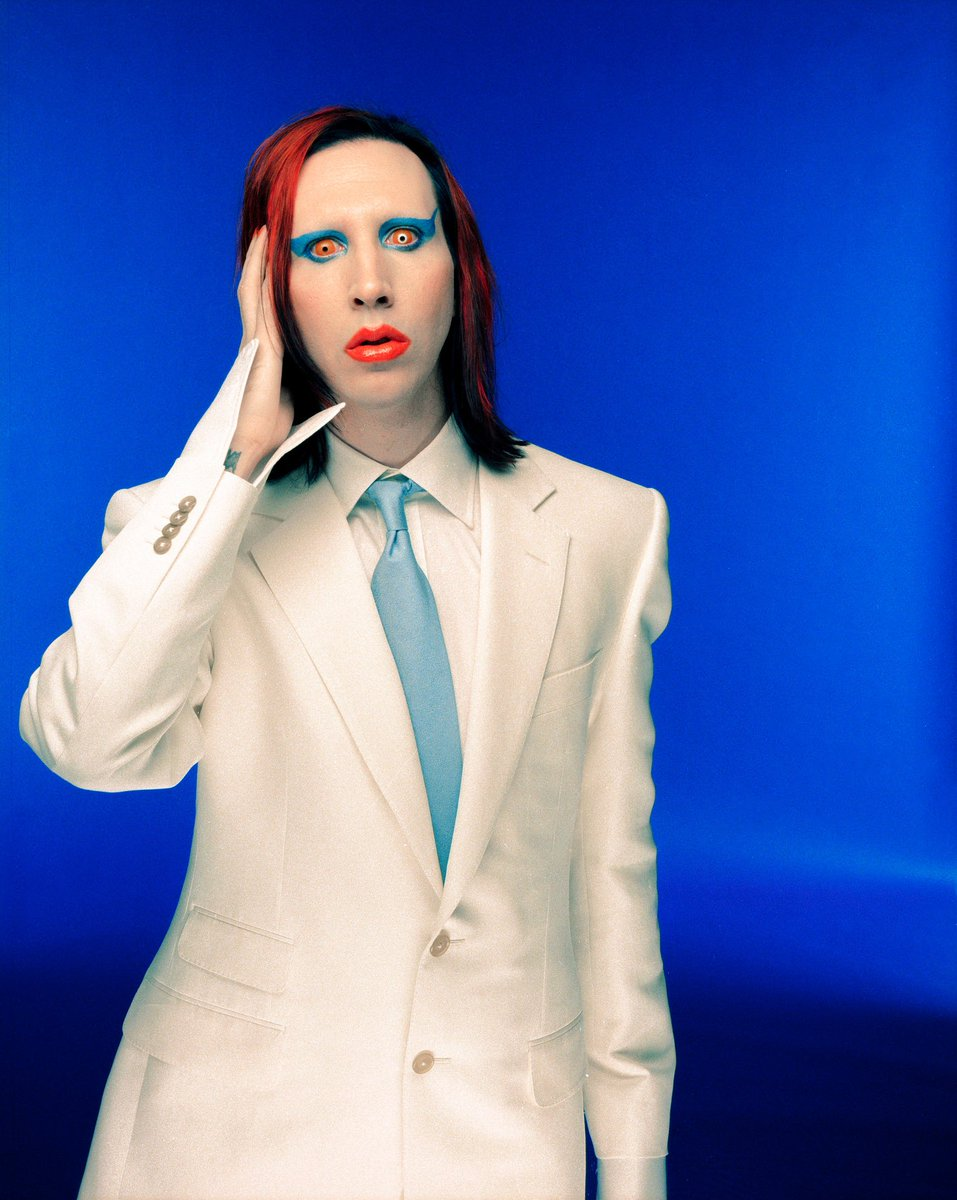 Marilyn Manson. Fotografía: Press