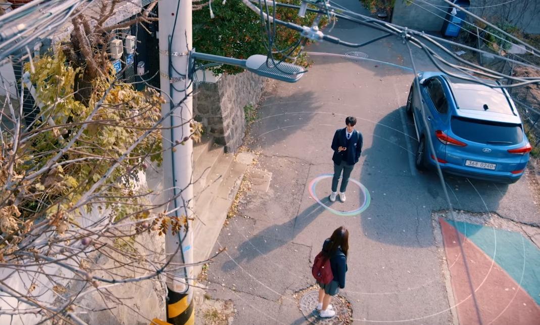 """""""Love Alarm"""": El nuevo K-drama de Netflix sobre una app que le dice a tu crush cuando estás cerca"""