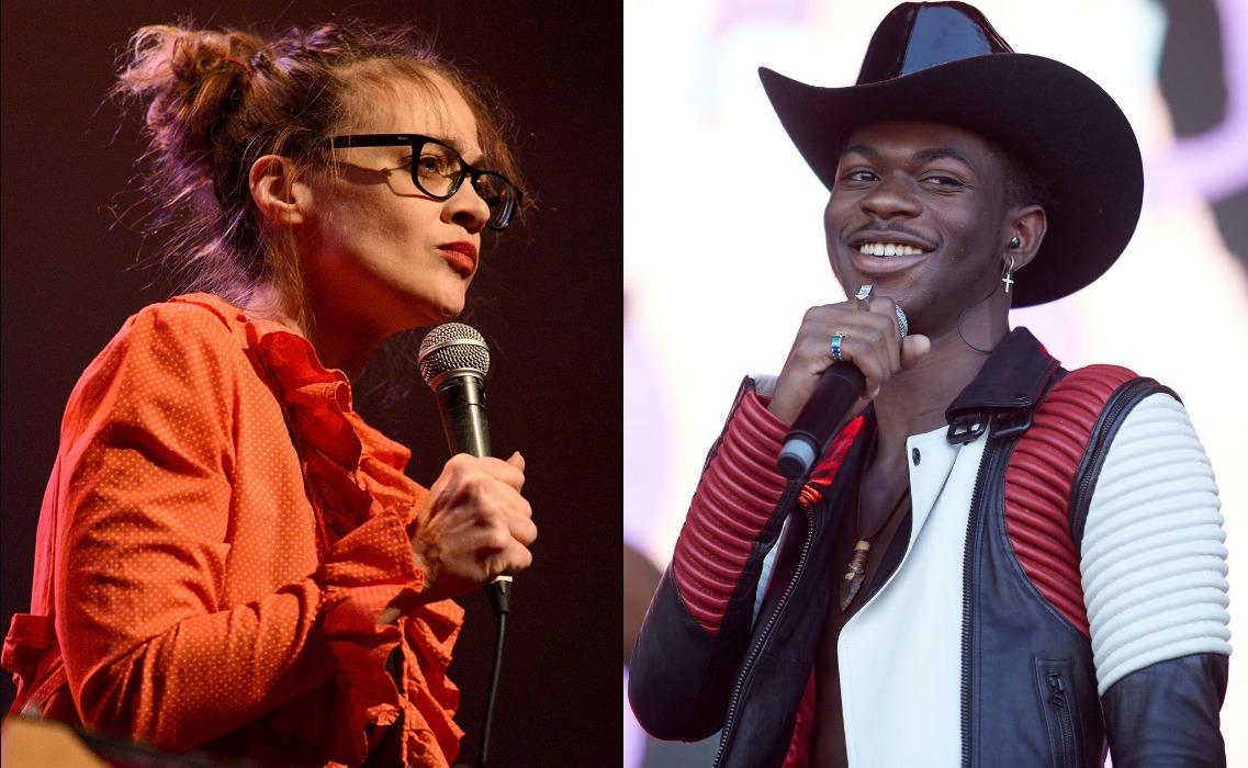 Fiona Apple y Lil Nas X colaborarán en un nuevo tema