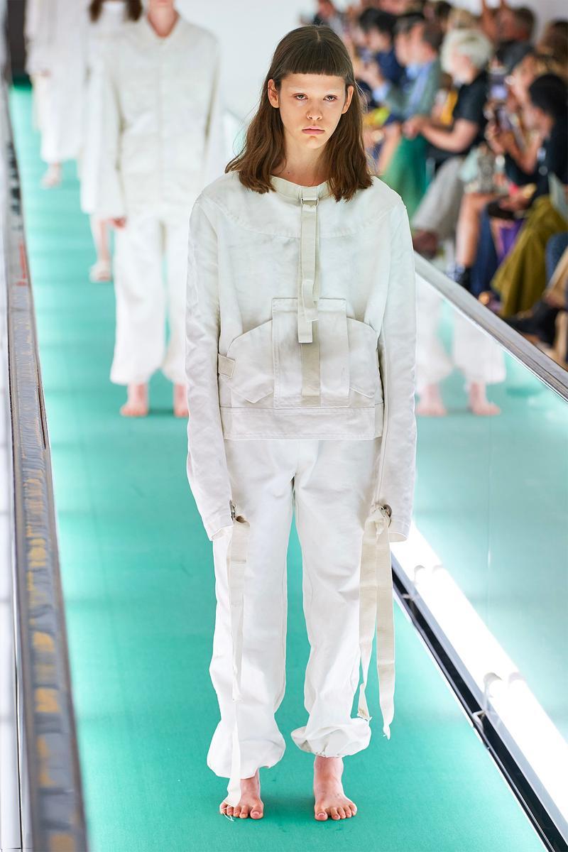 Parte del desfile de Gucci SS20 en la Milan fashion Week. Fotografía: Hypebae