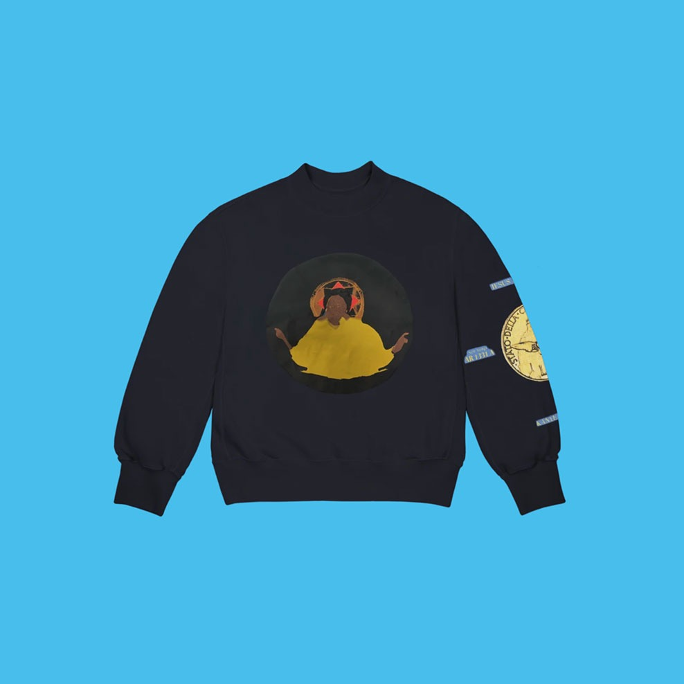 """Jesus Is King"": Kanye West  deja caer la nueva merchandise del ""Sunday Service"""