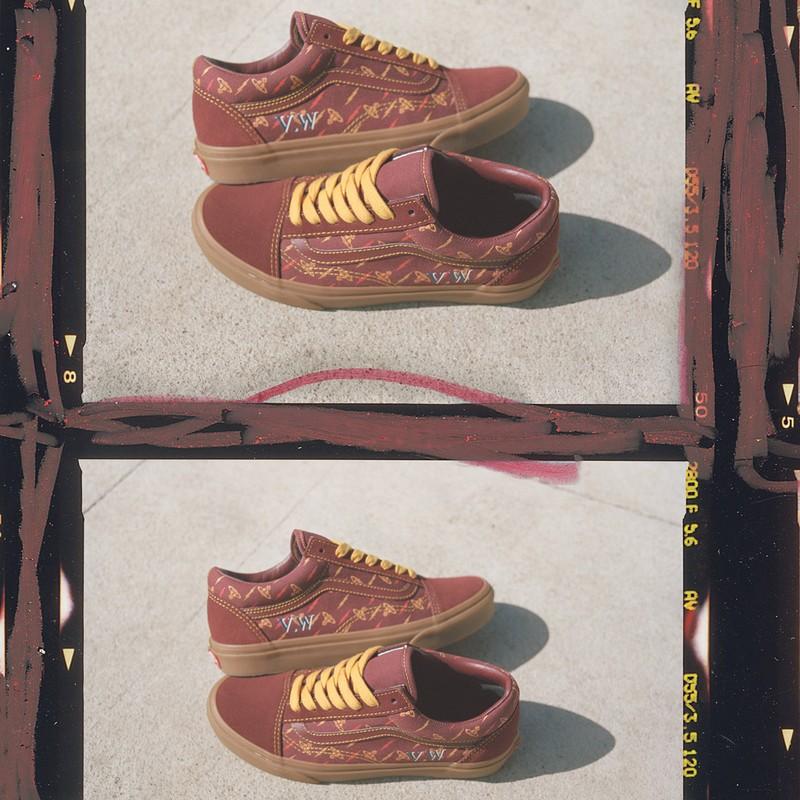 "Vivienne Westwood x Vans ""Anglomania"". Fotografía: Vans"