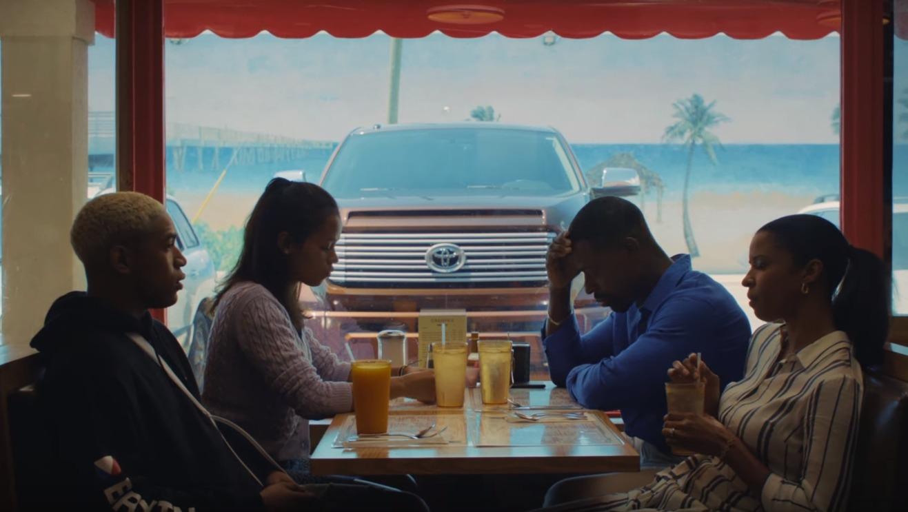 """""""Waves"""": Un viaje familiar, épico y emocional en busca del Oscar"""