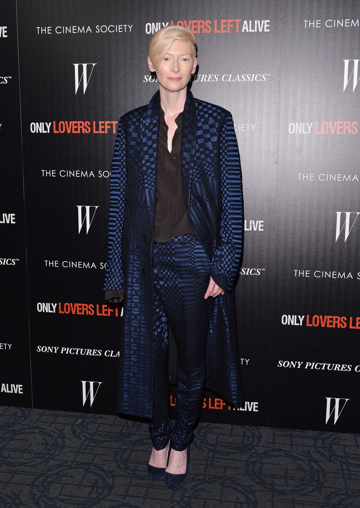 Tilda Swinton. Fotografía: Getty