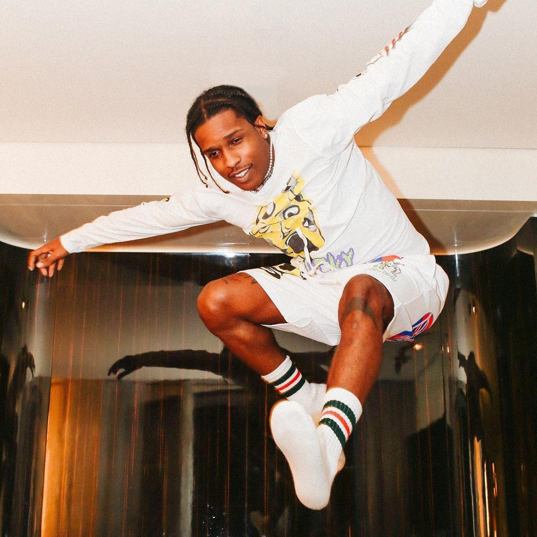 Conoce a AWGE, el misterioso y creativo colectivo de arte de A$AP Rocky