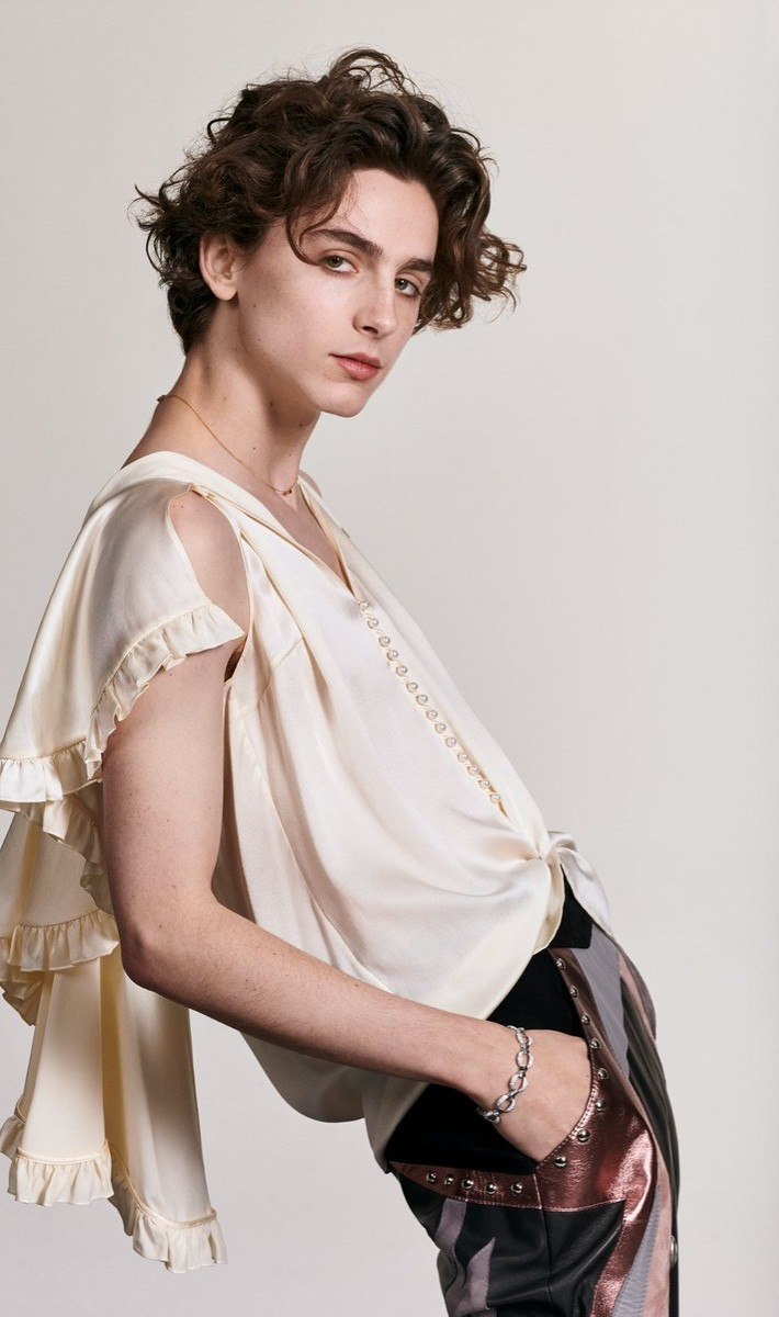 Timothée Chalamet se tomará un descanso de la actuación y escribirá libro semi-autobiográfico