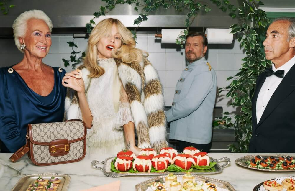 Campaña Gucci Cruise 2020. Fotografía: Harmony Korine