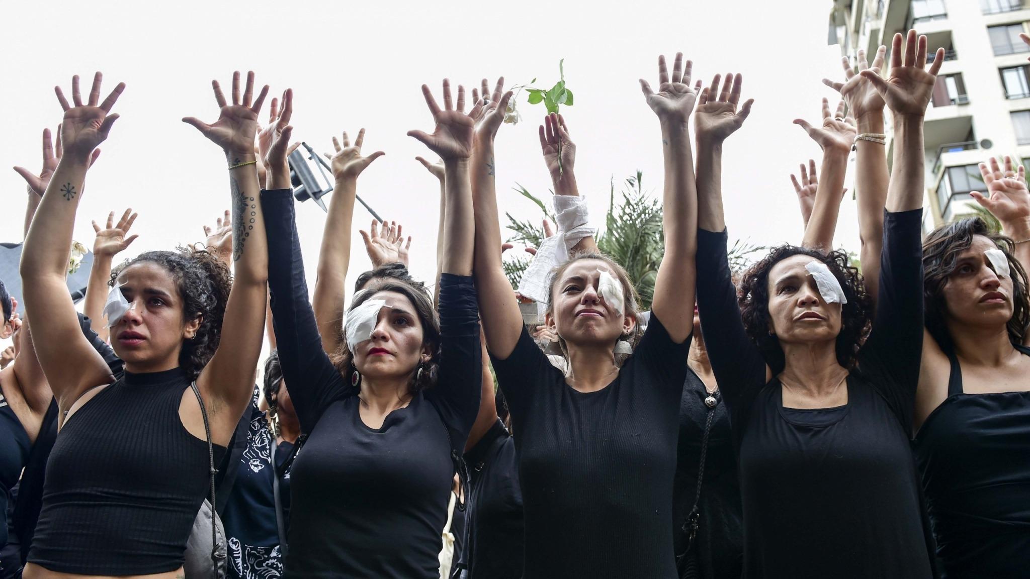 Chile: Carabineros suspenderá el uso de perdigones por denuncias de violación a los DD.HH