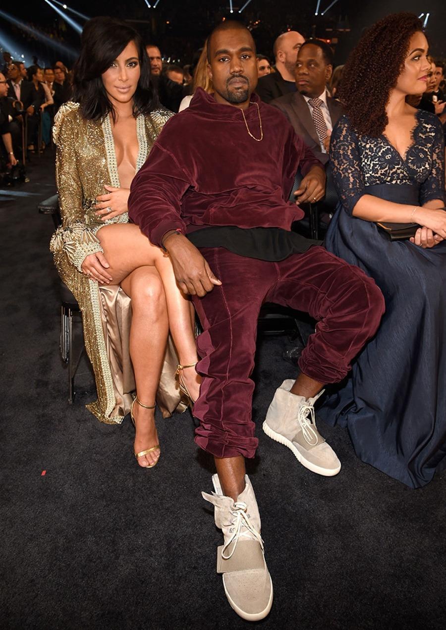 Kanye West. Fotografía: Getty Images/CBS