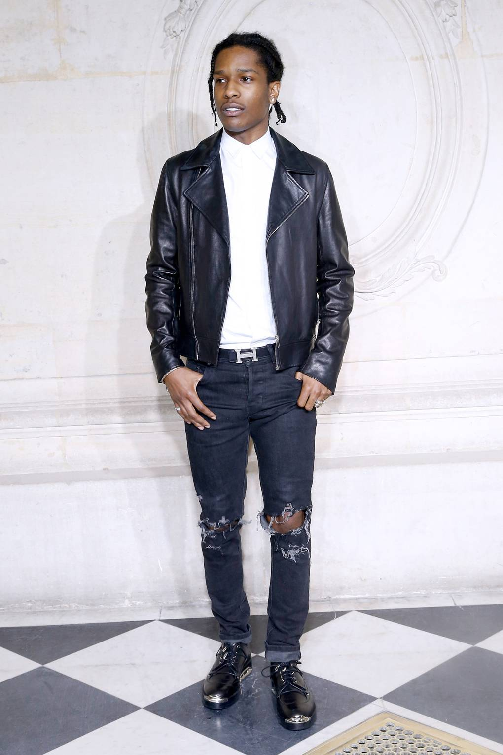 A$AP Rocky. Fotografía: Getty