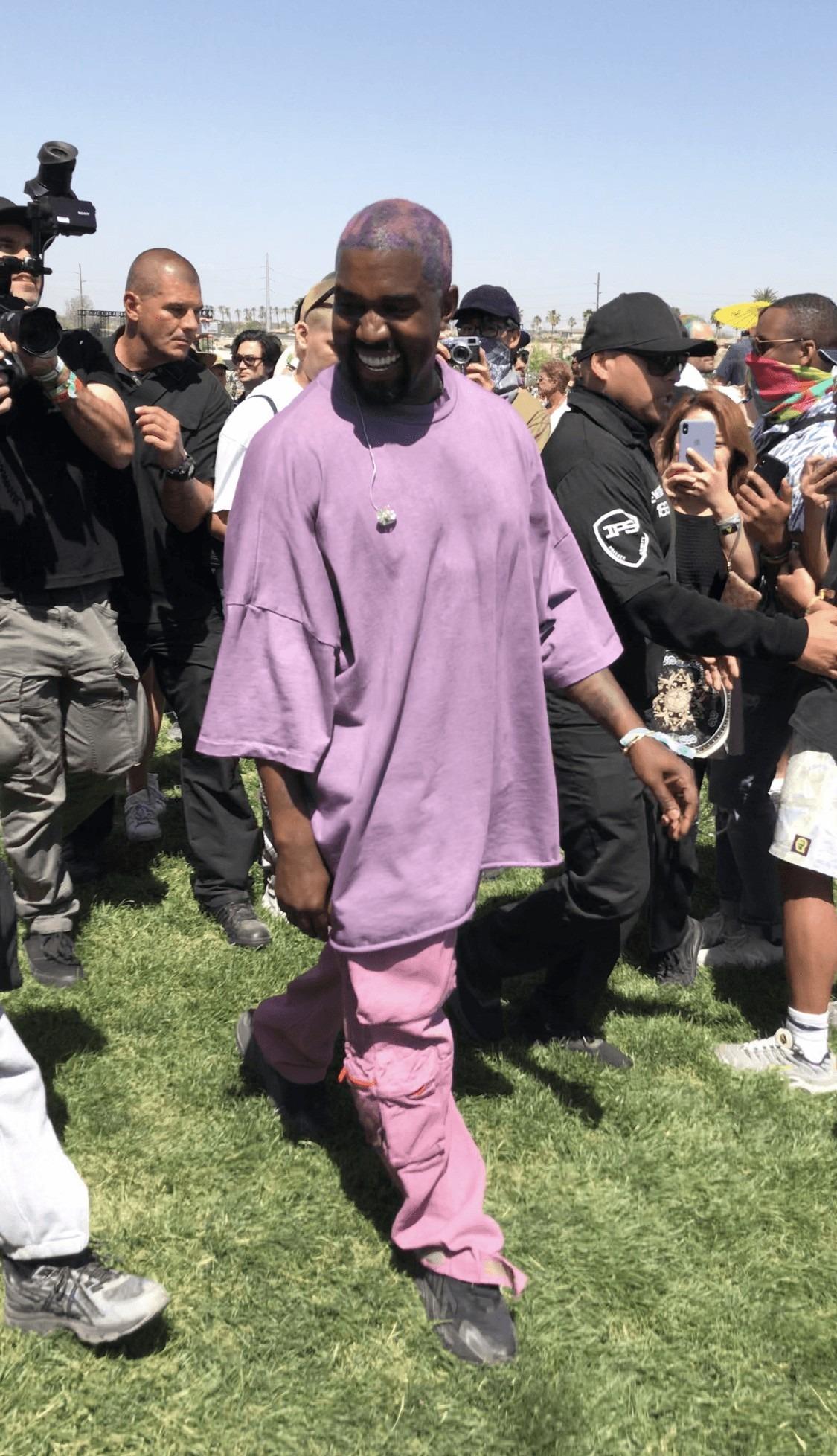 Kanye West. Fotografía: Getty