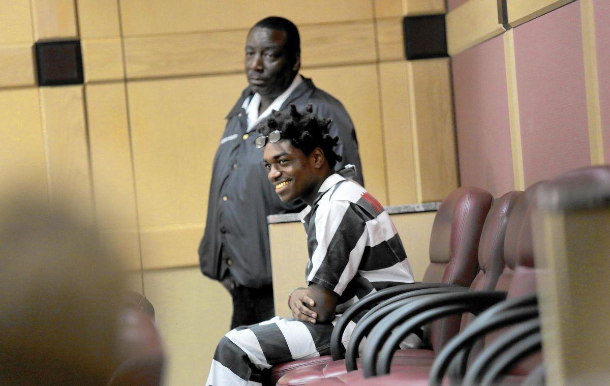 Kodak Black busca cumplir parte de su sentencia en un centro de rehabilitación