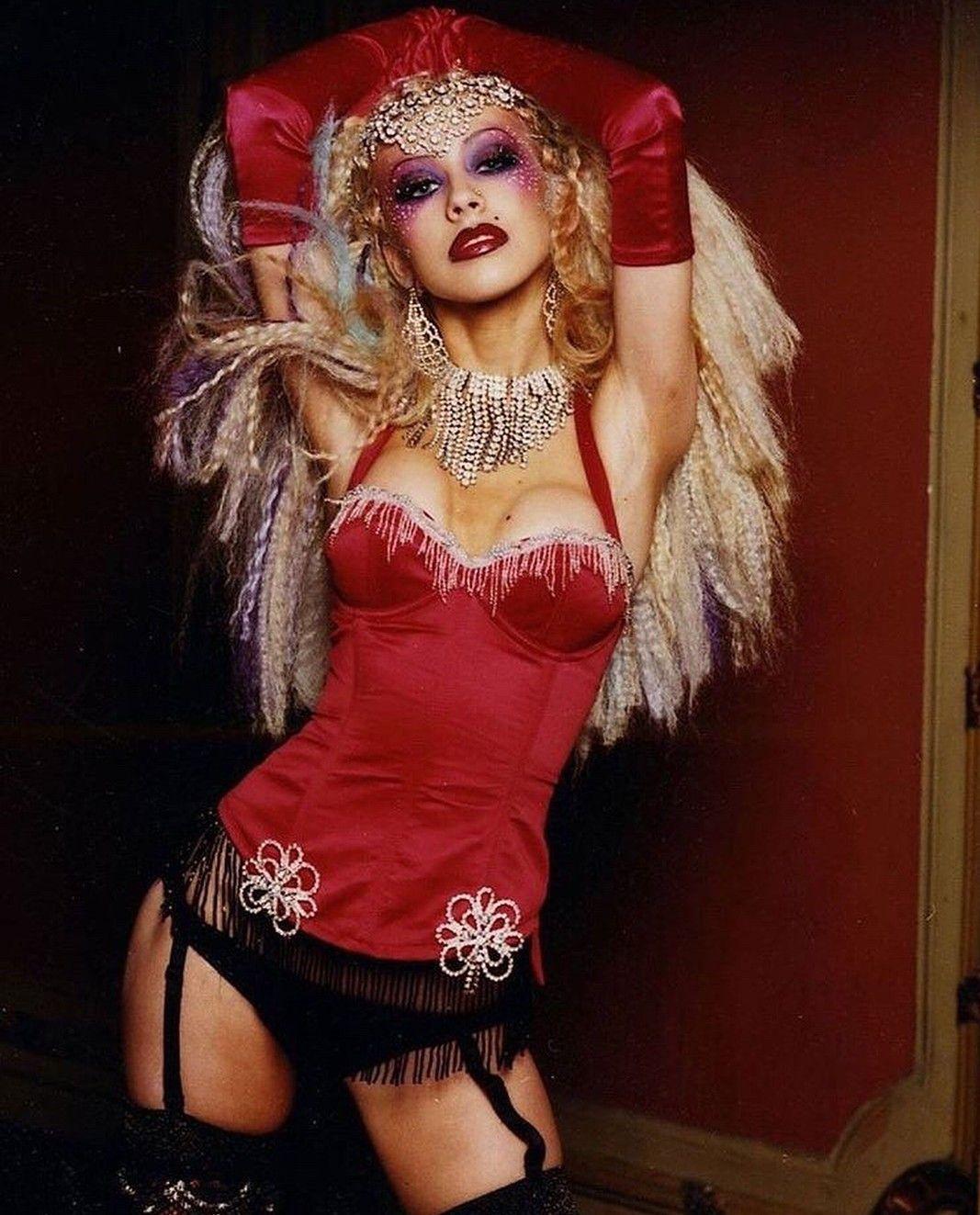 Christina Aguilera. Foto: Press