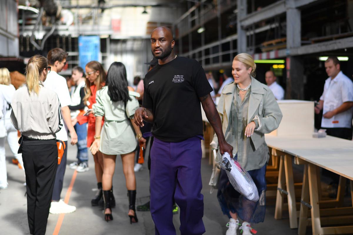 """Virgil Abloh dice que la tendencia del streetwear """"morirá"""" durante la próxima década"""