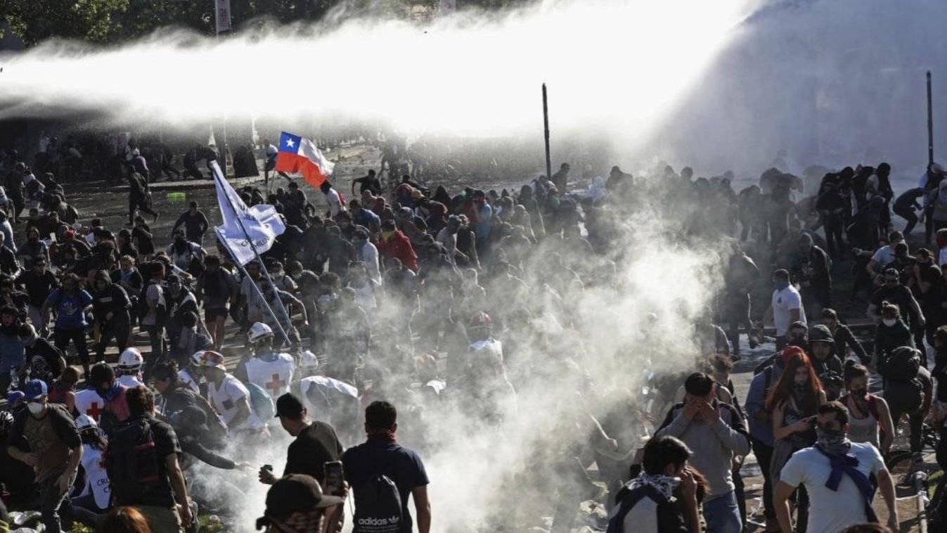 Chile: Advierten que uso de disuasivos acústicos podría causar pérdida definitiva del sistema auditivo