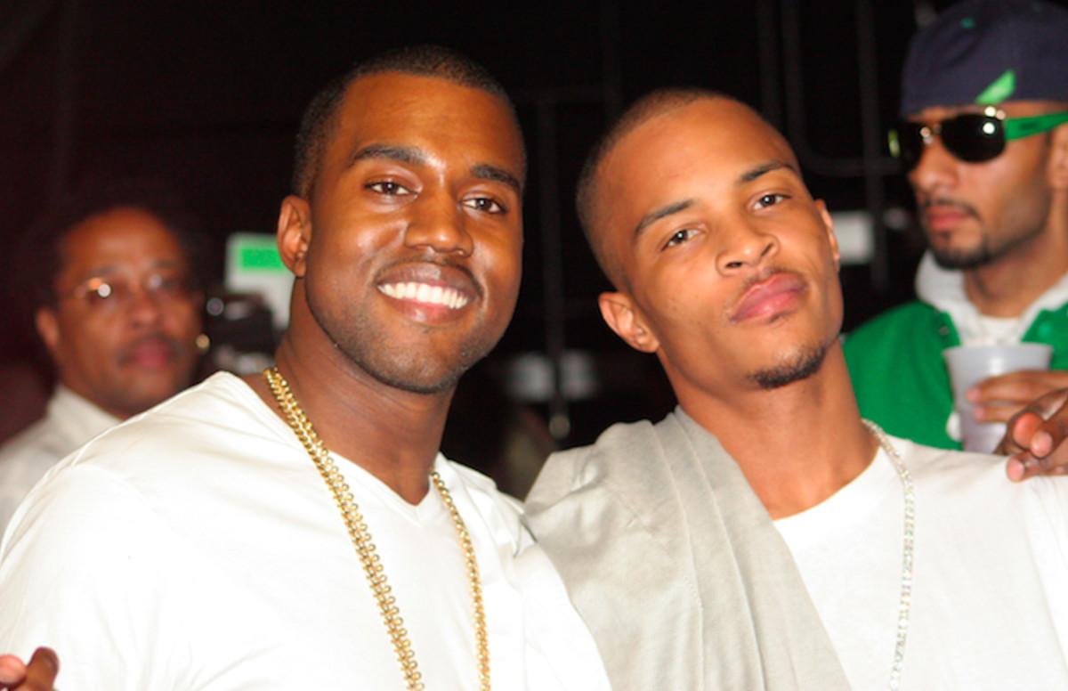 """Kanye West defendió a T.I tras críticas por controlar la virginidad de su hija: es """"algo aprobado por Dios"""""""