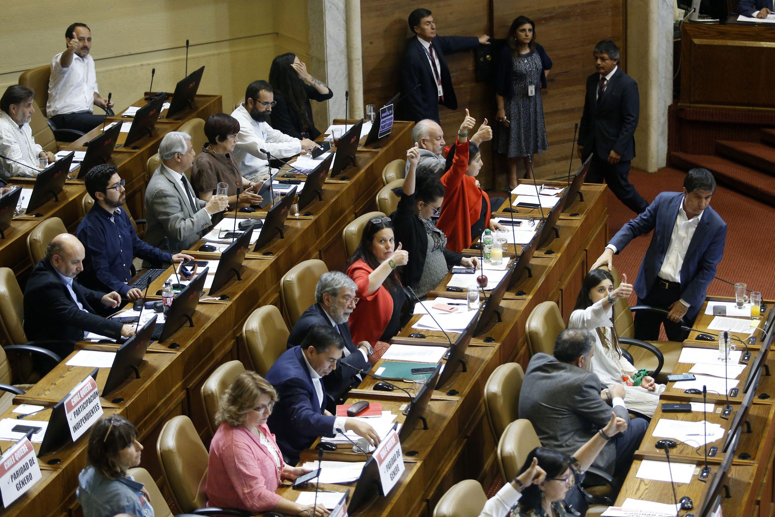 Chile: Diputados aprueban paridad de género y participación indígena e independiente en proceso constituyente