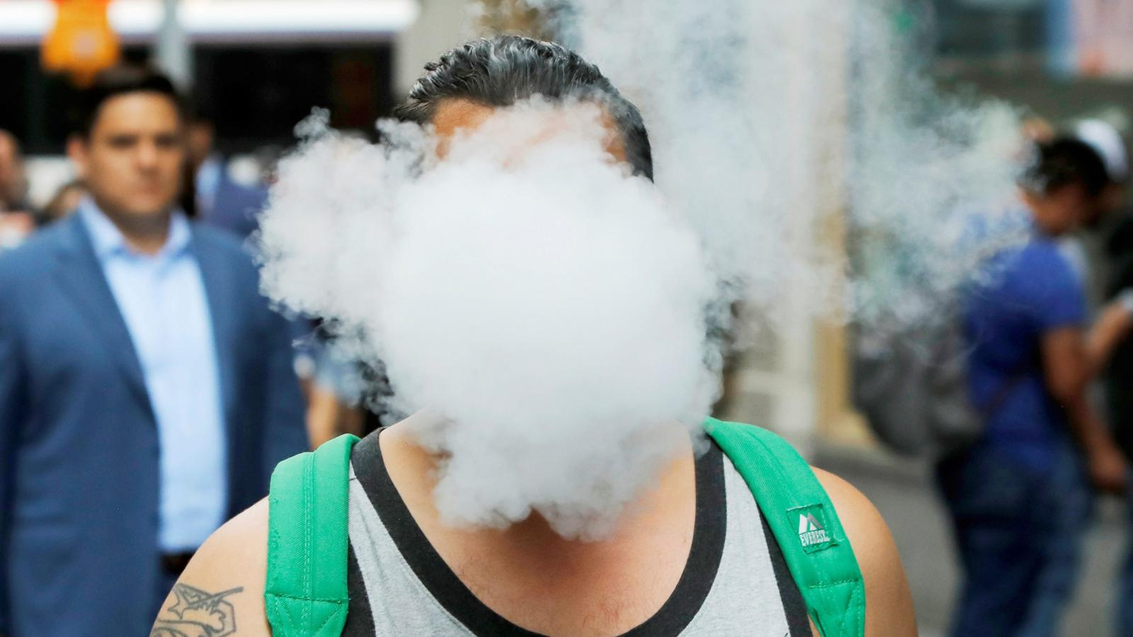 Estudio revela que el vaping podría ser más peligroso que fumar cigarrillos