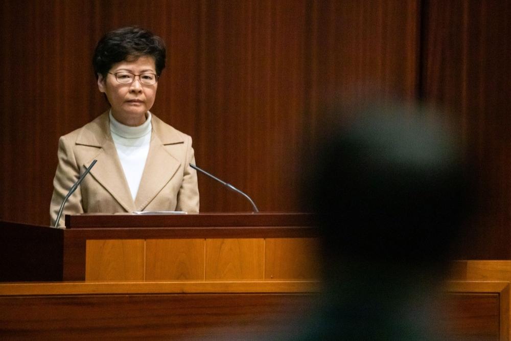 "Hong Kong: Carrie Lam afirma que ""un país, dos sistemas"" podría continuar después del 2047"