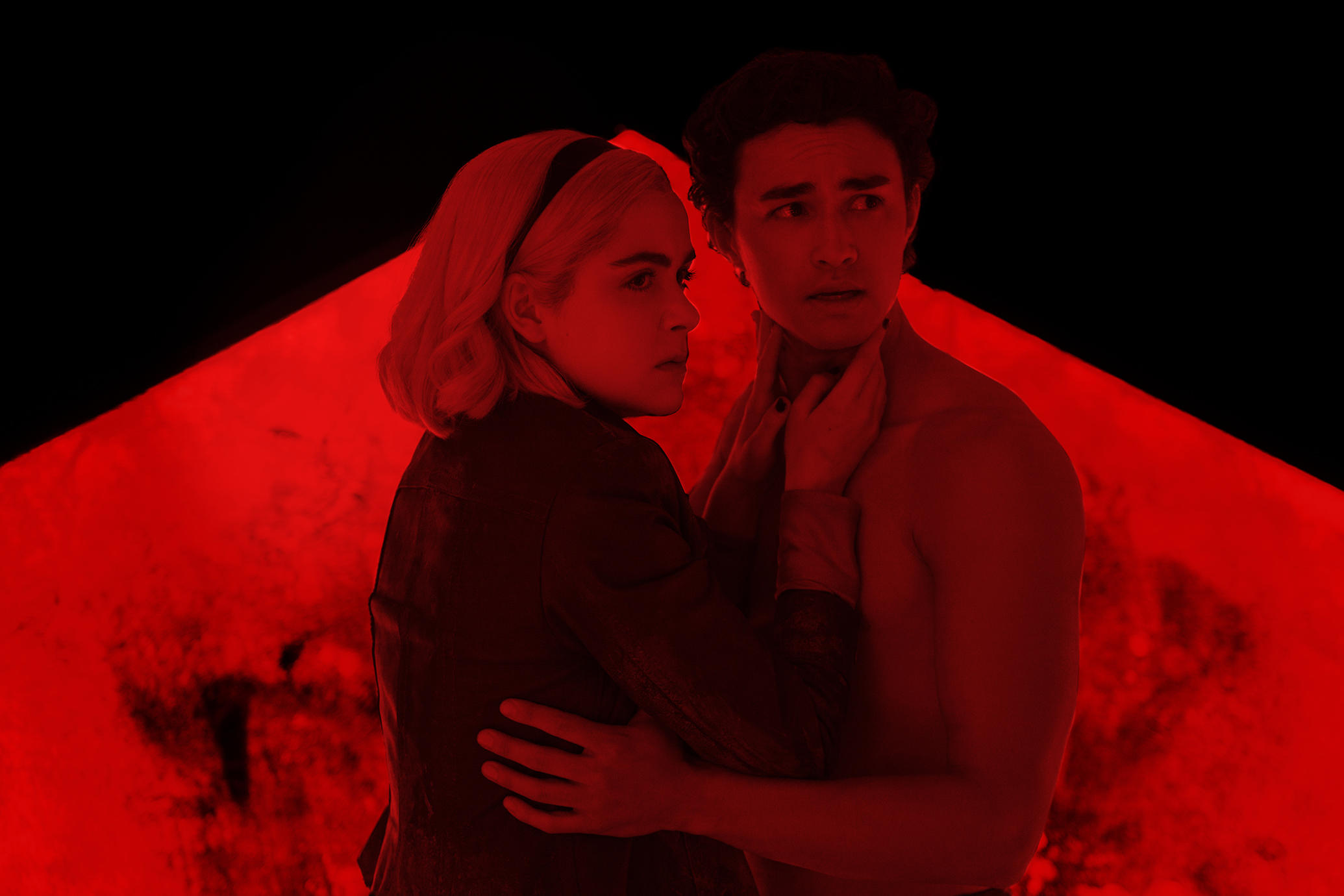"""Chilling Adventures of Sabrina"" anuncia su regreso con un video musical desde el infierno"