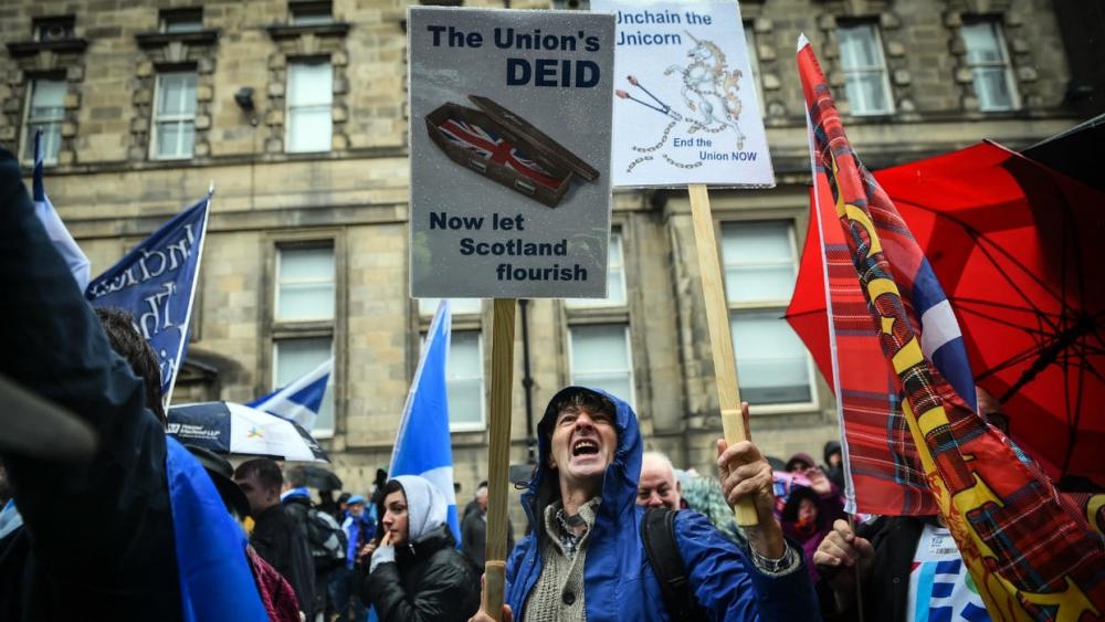 Reino Unido: Boris Johnson rechaza nueva petición de referéndum de independencia en Escocia
