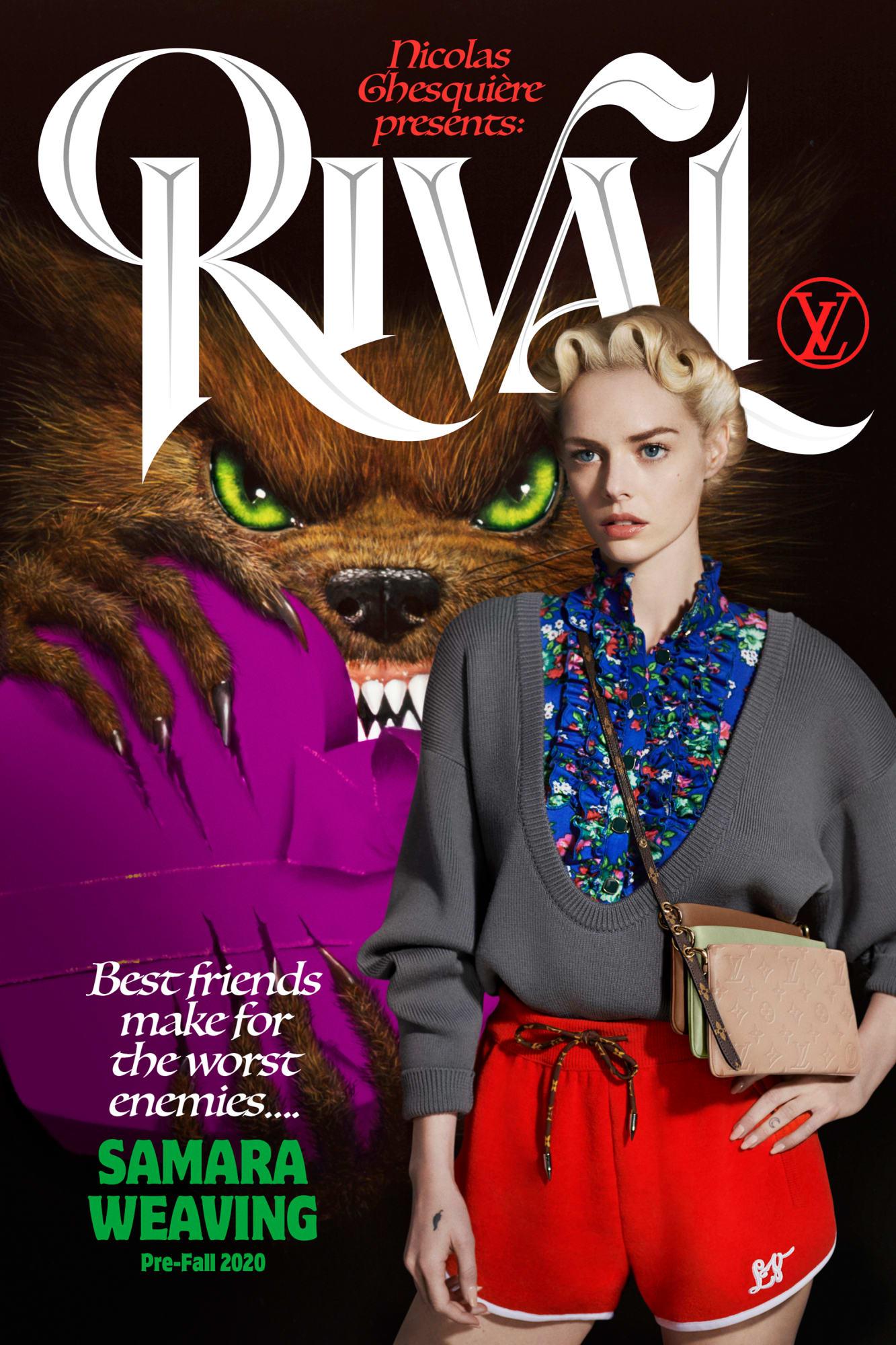 Colección Pre-Fall 2020 Louis Vuitton. Fotografía: Collier Schorr