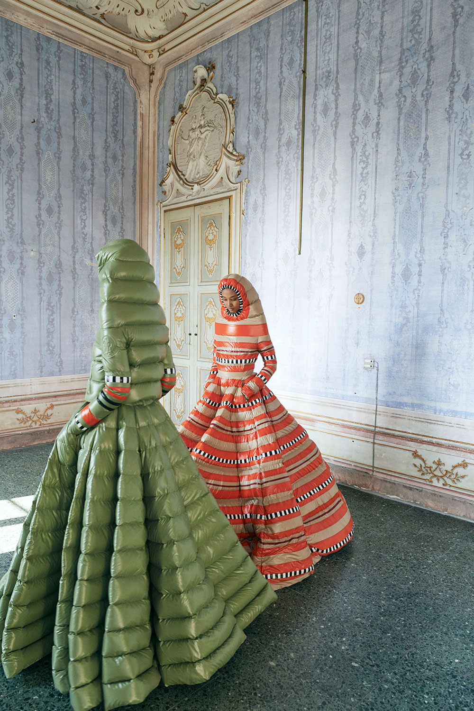Colección Pierpaolo Piccioli para Moncler Genius. Fotografía: Moncler
