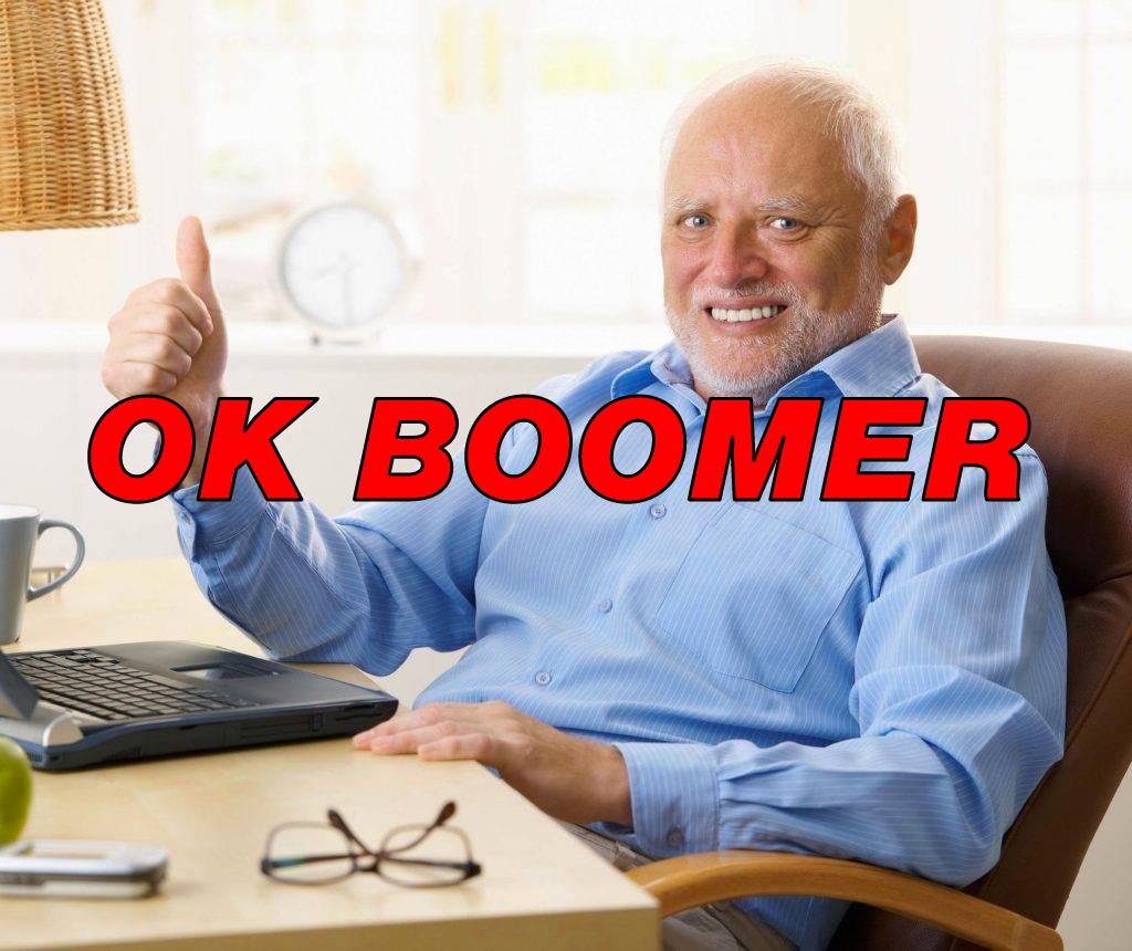 "La historia detrás de ""Ok Boomer"""