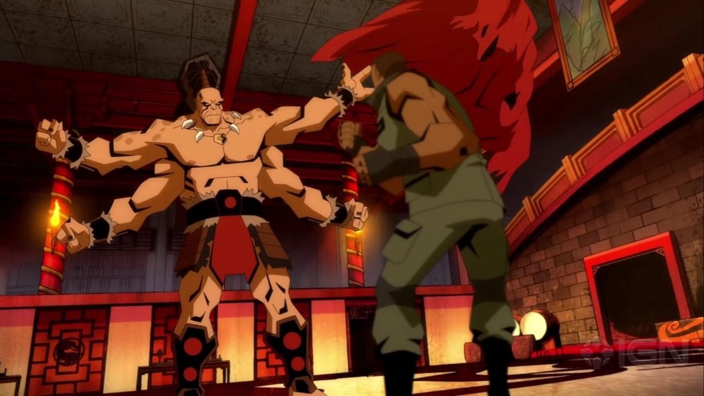 """""""Mortal Kombat Legends: Scorpion's Revenge"""": Mira el trailer del clásico videojuego japonés que llega al cine este año"""