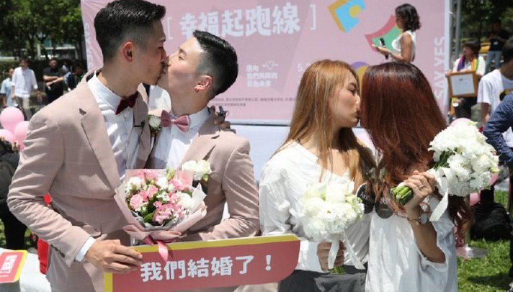 China podría estar dando un paso adelante en la legalización del matrimonio igualitario