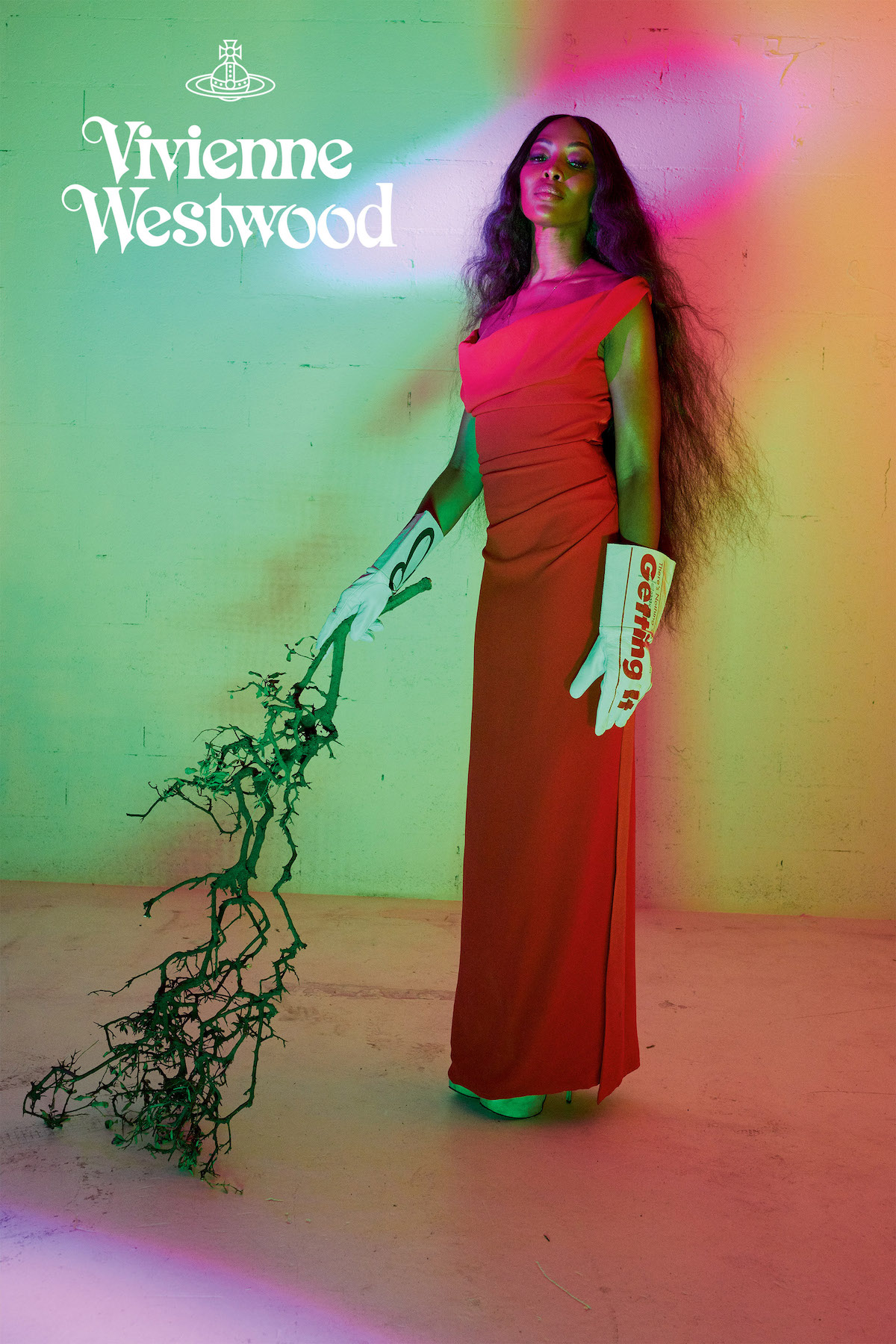 Colección Vivienne Westwood/Andreas Kronthaler SS2020. Fotografía: Juergen Teller