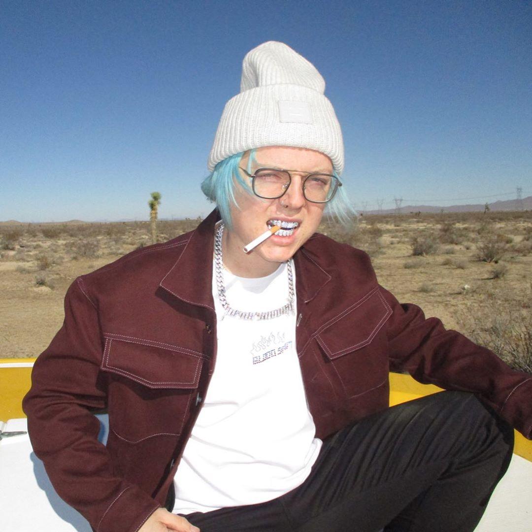 MOR.BO Riot: Sueco The Child, el rapero de la Gen-Z que logró hacerse viral en TikTok